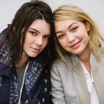 Gigi and Kendall 1