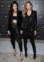 Gigi and Kendall 2